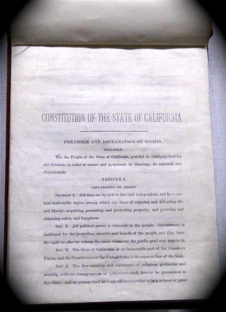 1879 Constitution